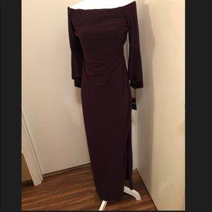 Lauren Ralph Lauren Purple Dress Size 4